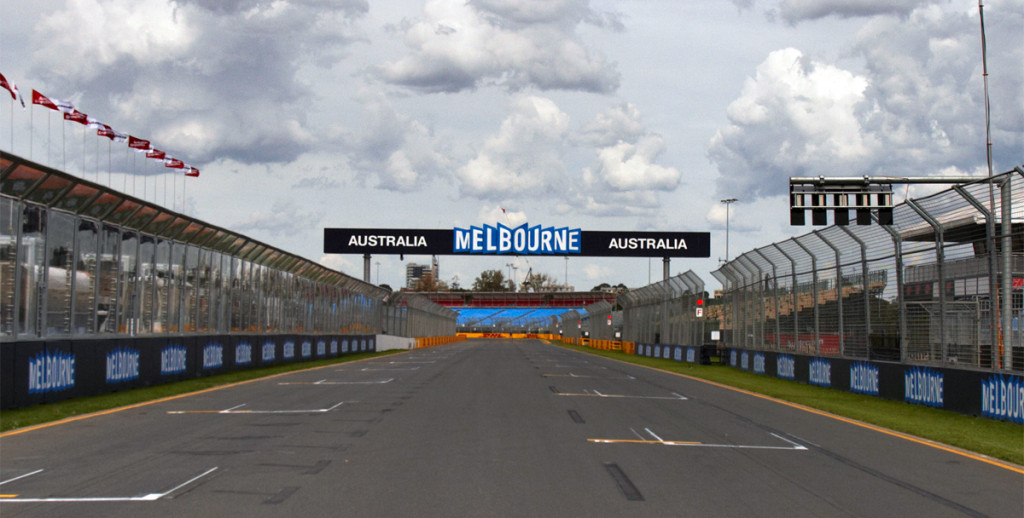 Melbourne Grand Prix Cirquit