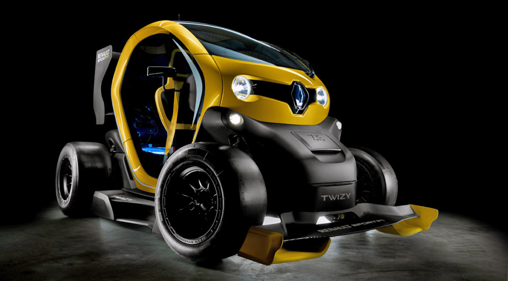 wizy Renault Sport F1 Concept