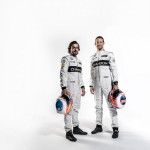 Fernando Alonso och Jenson Button