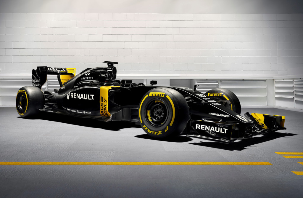 Renault RS16