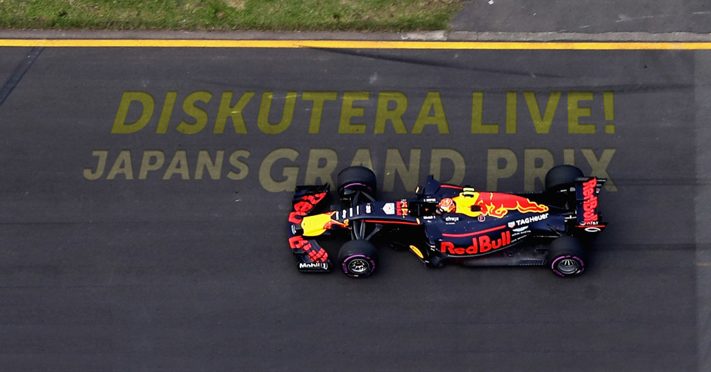 F1-bloggen GP live 2017 Japan race