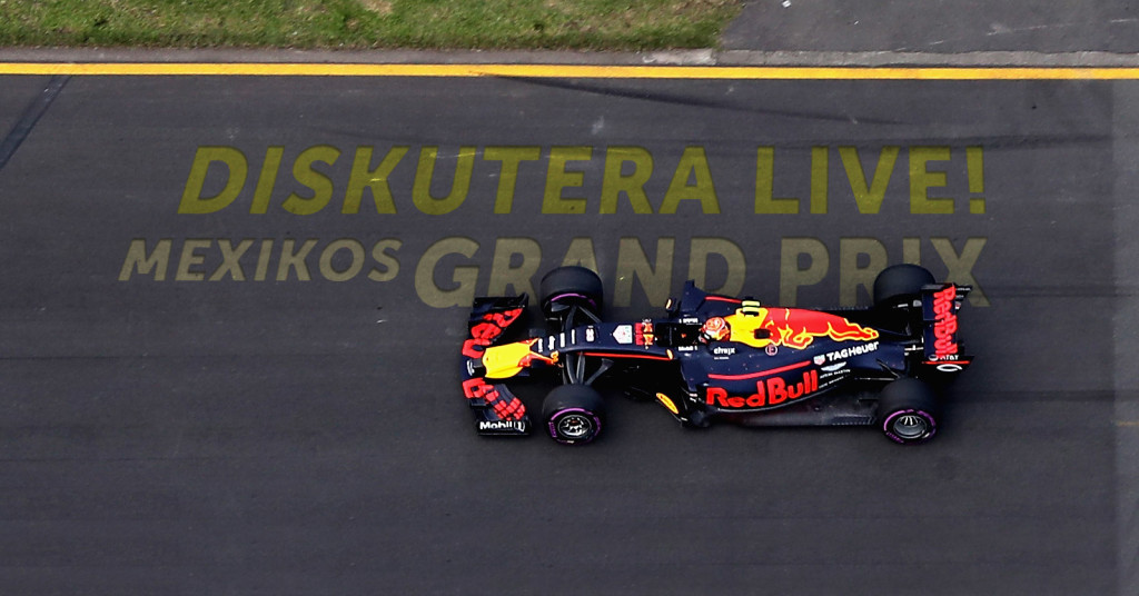 F1-bloggen GP live 2017 Mexiko race
