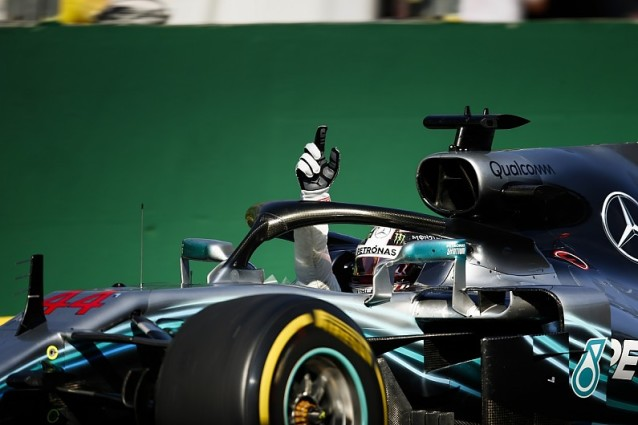 Lewis Hamilton dominerade Ungerns GP
