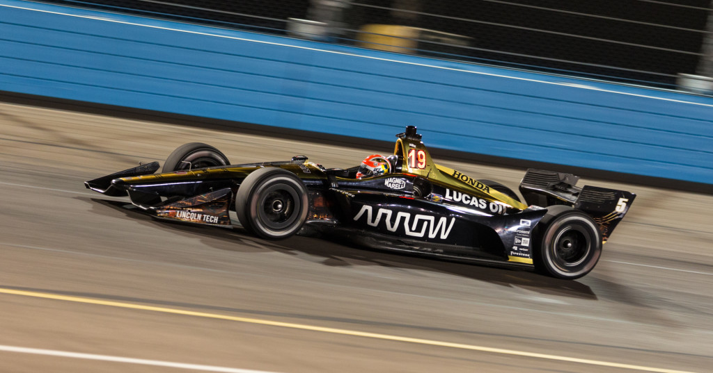 James Hinchcliffe IndyCar