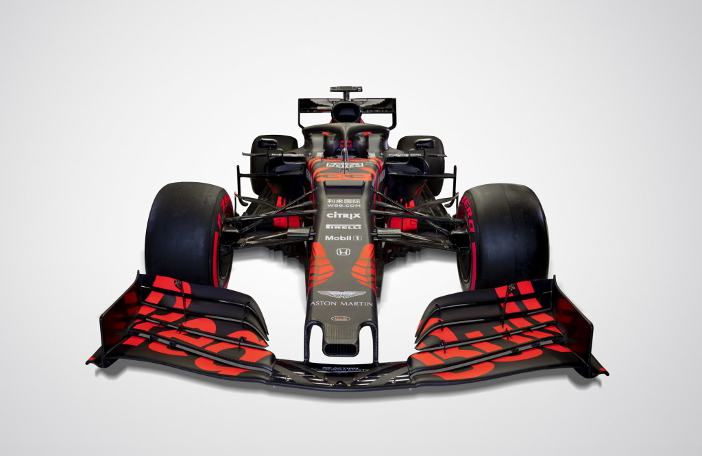 Aston Martin Red Bull Racing RB15 2019