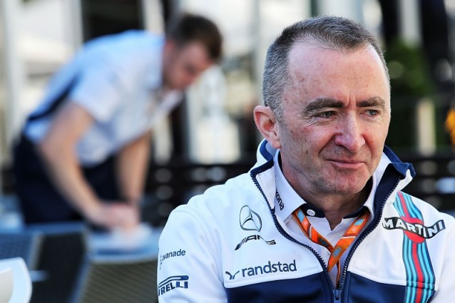 Williams Paddy Lowe har tagit ledigt