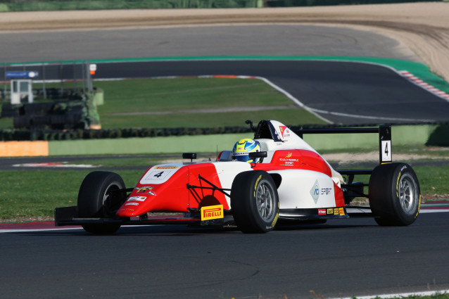 Dino Beganovis is making the step up to Formula 4 for 2020