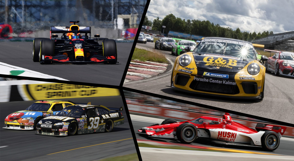 Motorsport i världsklass med Viaplay Total