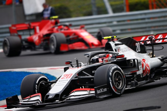 Kevin Magnussen did a superjob to grab a point in Hungary