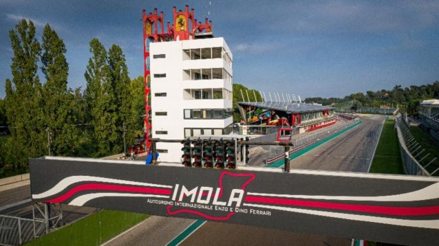 Imola will be an interesting track and a test for the team