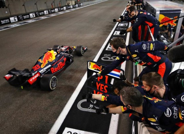 Max Verstappen won the last race of the season but what did we miss out on in Abu Dhabi?