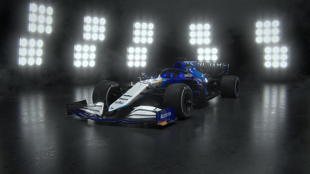 Williams Racing FW43B