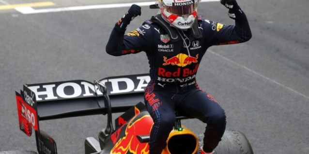 Max Verstappen took the win in Monaco and now, for the first time, leads the championship