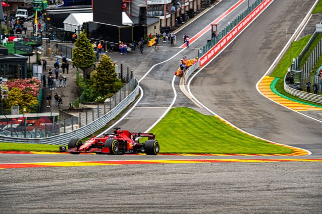 Formula one resume action in Belgium this weekend